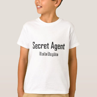 agent secret t-shirt