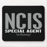 Agent spécial de NCIS dans la formation 1 Tapis De Souris