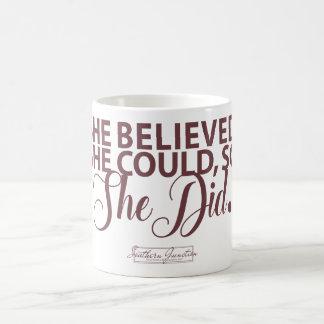 Aggies- qu'elle a cru qu'elle pourrait attaquer mug