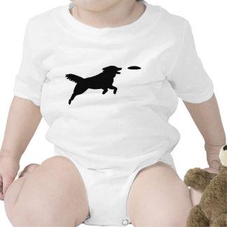 Agilité de chien body pour bébé