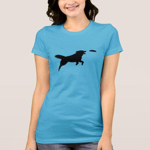 Agilité de chien t-shirt