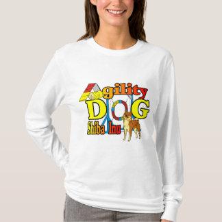 Agilité de Shiba Inu T-shirt