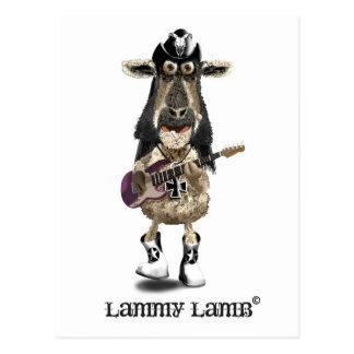 Agneau de Lammy un MOUTON de métaux lourds de Carte Postale
