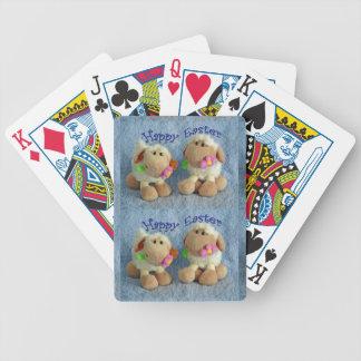 Agneaux heureux de Pâques Jeux De Poker