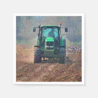 AGRICULTURE SERVIETTE EN PAPIER