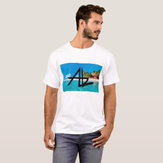 Agro T-shirt blanc de base limité