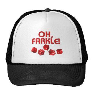 Ah, Farkle ! Casquette