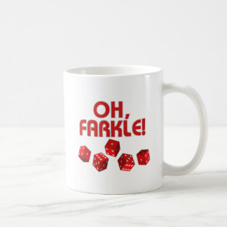 Ah, Farkle ! Mug