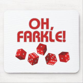 Ah, Farkle ! Tapis De Souris