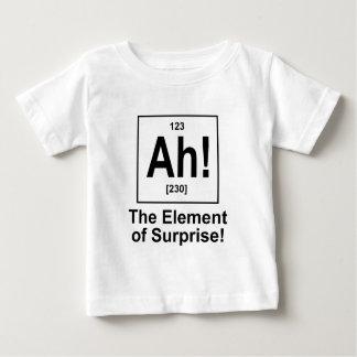 Ah ! L'effet de surprise T-shirt Pour Bébé