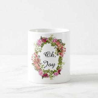 Ah, tasse de café de joie