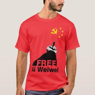 AI LIBRE Weiwei T-shirt