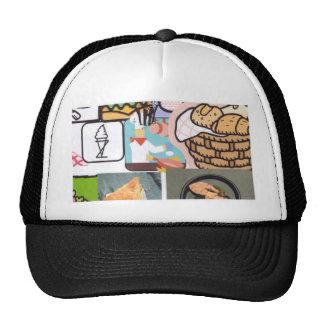 Aidez les produits affamés de logo casquettes de camionneur