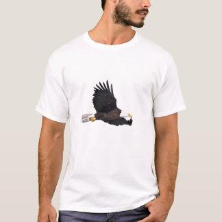 Aigle chauve américain t-shirt