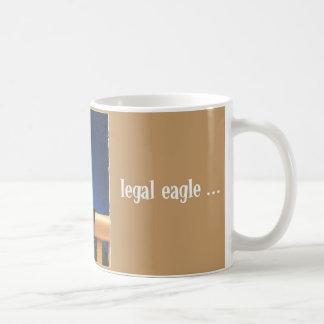 Aigle juridique mug