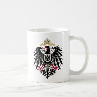 Aigles de royaume allemands mug