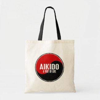 Aikido 1 de Yin Yang Sac De Toile