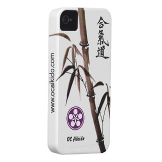 Aikido de Comté d Orange je téléphone au 4 Étui iPhone 4