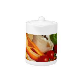 Ail de tomates de Basil de poivrons