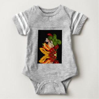 Ail de tomates de Basil de poivrons Body