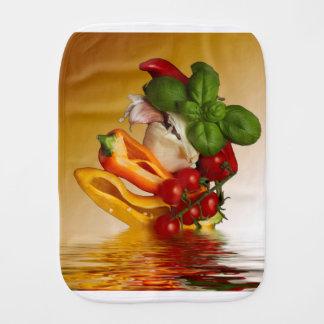 Ail de tomates de Basil de poivrons Linge De Bébé