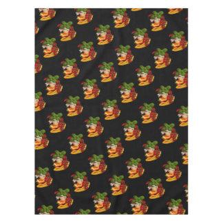 Ail de tomates de Basil de poivrons Nappe