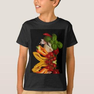 Ail de tomates de Basil de poivrons T-shirt