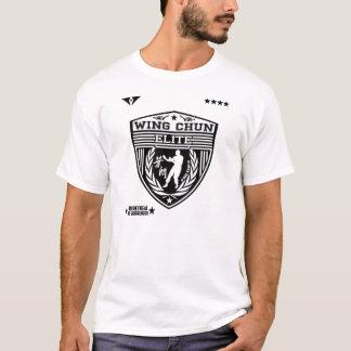 Aile Chun - élite (homme d'IP - Kung Fu) T-shirt
