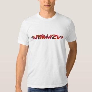 Aile rouge Vanwizle T-shirt