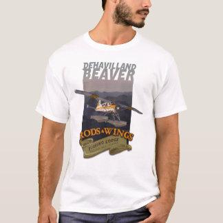 Ailes 1 de Rods de castor T-shirt