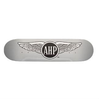 Ailes d'AHP - B&W Plateaux De Planche À Roulettes