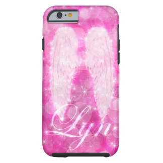 Ailes d'ange coque iPhone 6 tough