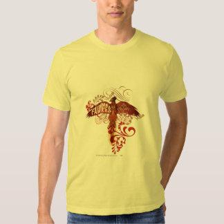 Ailes de diffusion de Fawkes T-shirt