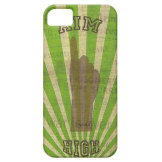 AIM HIGH - Case iPhone iPhone 5 Case