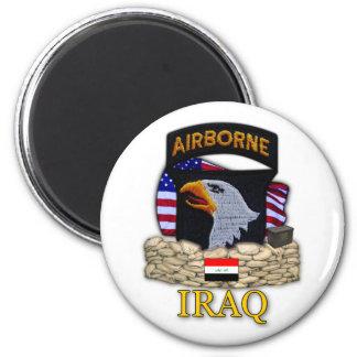 Aimant 101st Combattants d'Irak de Division Aéroportée