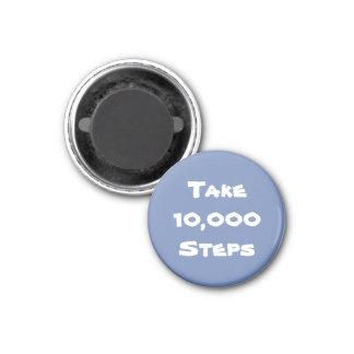 Aimant 10.000 étapes