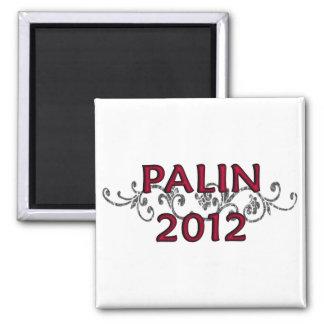 Aimant 2012 carré de vigne de Palin