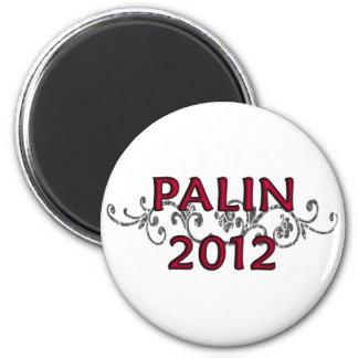 Aimant 2012 rond de vigne de Palin