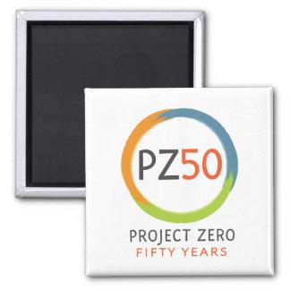 Aimant 50 du projet zéro