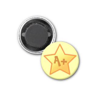 Aimant : A+ Aimant de motivation d'étoile