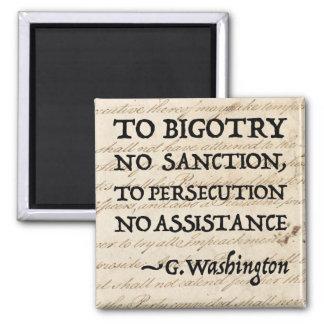 Aimant À la persécution aucune aide