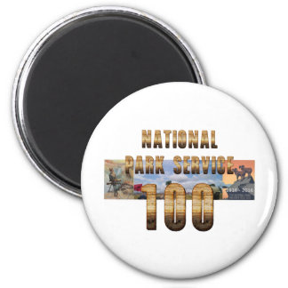 Aimant ABH National Park Service 100