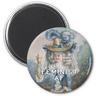 Aimant AF féministe