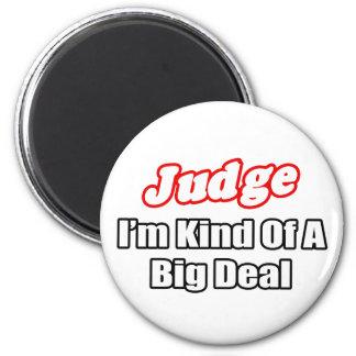 Aimant Affaire de juge…