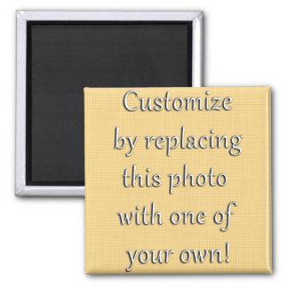 Aimant Ajoutez votre photo ou image verticale