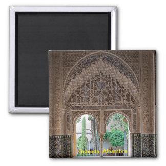 Aimant Alhambra. Fragment de conception