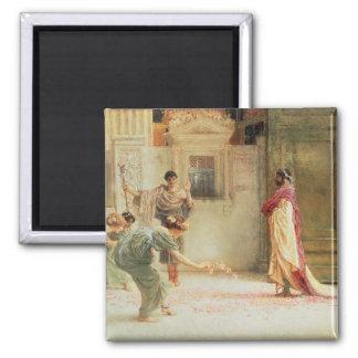 Aimant Alma-Tadema | Caracalla : ANNONCE 211, 1902