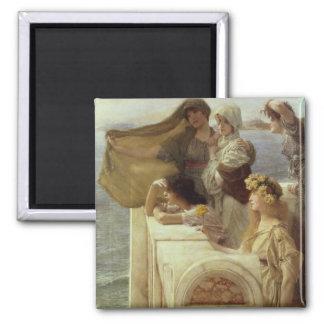 Aimant Alma-Tadema | chez Cradle de l'Aphrodite, 1908