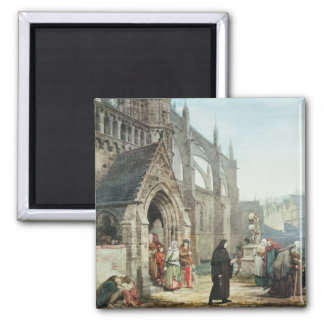 Aimant Alma-Tadema | Faust et marguerite des prés, 1857