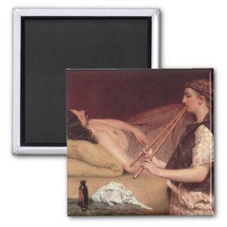 Aimant Alma-Tadema | la sièste, 1868